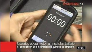 Osiptel elimina cobros de topes de consumo en servicio de telefonía móvil desde 1 de junio