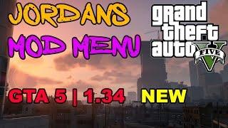 NEW GTA 5 JORDANS MOD MENU 1.34 UPDATE | DEUTSCH | GTA V