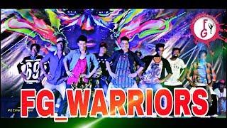 Gambar cover New Sambalpuri Dance || Aa Suna Gharu Bahari Aa || FG Warriors Dance showcase