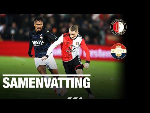 Samenvatting | Feyenoord - Willem II 2018-2019