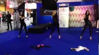Riga Foto Show 2013 - Strip Dance Studija
