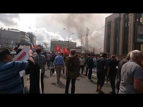 Митинг на Сахарова!