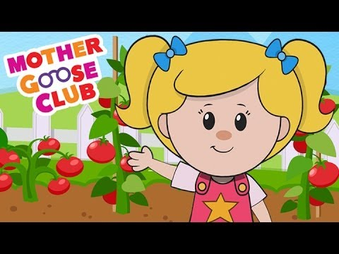 The Planting Song - Earth Day Song for Children from Mother Goose Club