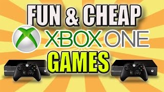 Fun & Cheap Xbox One Games | Gaming On A Budget