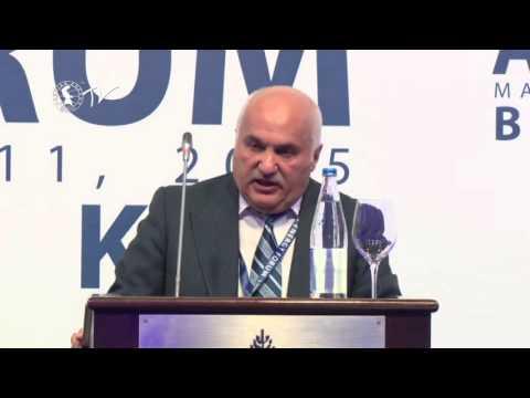 Yavuz Keles - Caspian Energy Forum - Baku 2015-eng