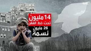 أكثر من نصف سكان اليمن يعيشون تحت خط الفقر