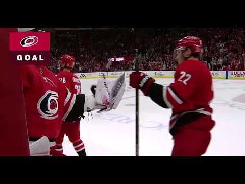 Victor Rask Goal vs MIN October 7, 2017