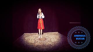 Andreea Bucur- folclor- KRONSTADT MASTER FEST 2017