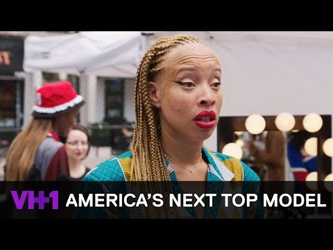 Marissa Disrespects Stacey McKenzie Before Her Shoot  America's Next Top Model