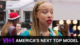 Marissa Disrespects Stacey McKenzie Before Her Shoot | America's Next Top
