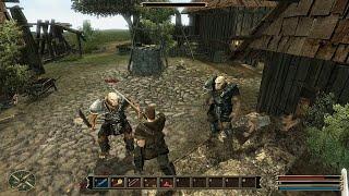 Gothic 3 Gameplay HD