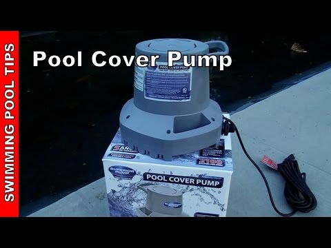 Pool Cover Pump by Superior Pump #92395