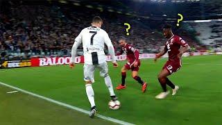 Cristiano Ronaldo 2019  Dribbling Skills Goals - First Season at Juventus
