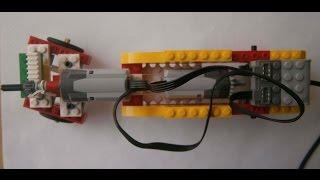 Курс Lego Wedo. Открытый урок по теме: