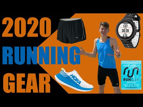 BEST RUNNING GEAR OF 2020!! | What Gear Do I Run With?