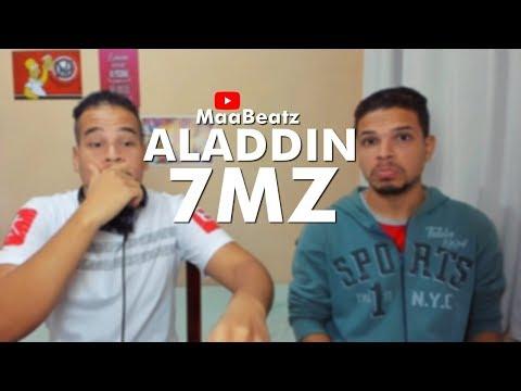 ALADDIN - Lucas A.R.T. E Gabriel Rodrigues   Prod. MaaBeatz (7 Minutoz)