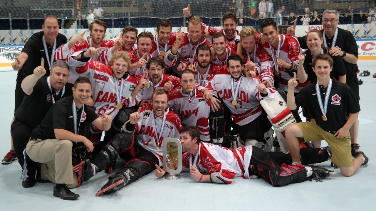 8f2e437c92b Canada (Final) - 2015 IIHF Inline Hockey World Championship - YouTube