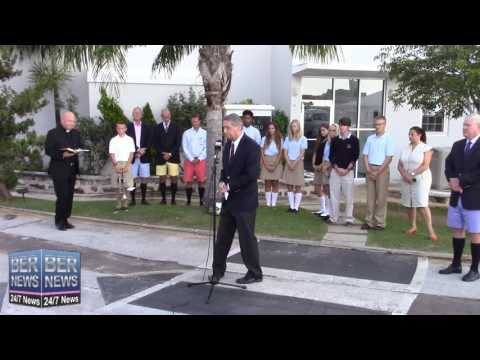 Saltus 9/11 Wreath Laying Ceremony, September 12 2016
