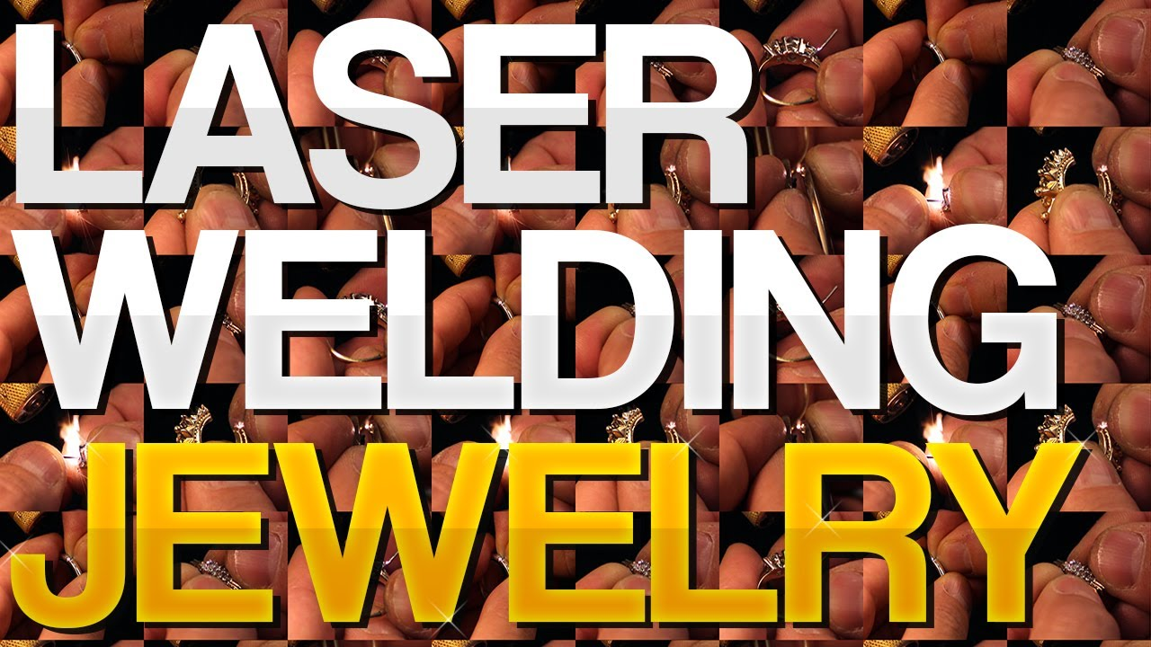 The Best Jewelry Repairs With A Laser Welder Youtube
