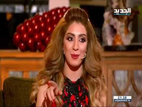 سهيلة بن لشهب في برنامج غنيلي تغنيلك على قناة الجديد Souhila Ben Lachhab