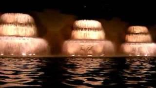 Барселона поющие фонтаны клип(Лето 2008., 2009-08-07T05:14:19.000Z)