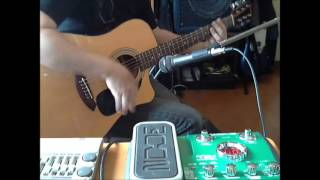 YUI - LIFE -  Acoustic Guitar Cover -