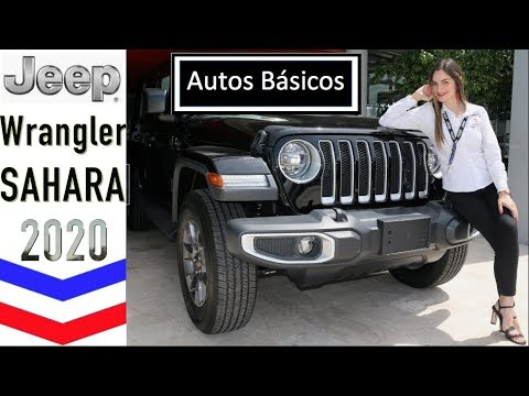 Jeep Wrangler 2020 Sahara 2 0 Turbo Youtube