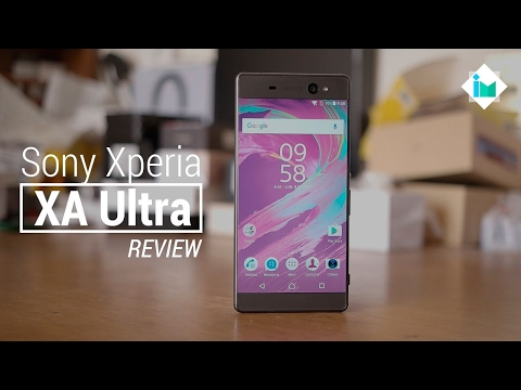 Sony Xperia XA Ultra - Review en español