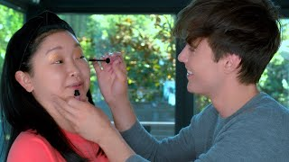 My Boyfriend Does My Makeup | Lana Condor