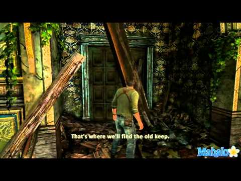 'Uncharted 3' Gameplay Walkthrough - Chapter 6: The Chateau - 동영상