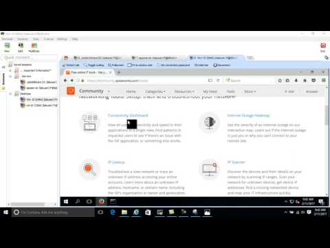 Spiceworks tools for IT professionals