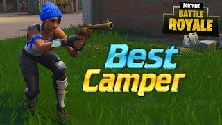 Eugine the BEST Fortnite CAMPER! Magnum Only Challenge