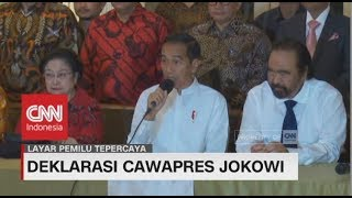 Download Video Surprise! Jokowi Pilih Ma'ruf Amin Jadi Cawapres #Pilpres2019 MP3 3GP MP4