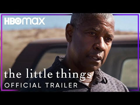 Intenso tráiler de The Little Things: un thriller con un elenco de lujo