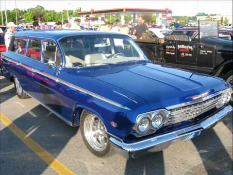Classic Car Shows 2011 Part 2.wmv