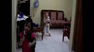 lagu anak BANGUN TIDUR