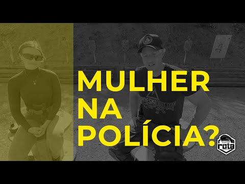MULHER NA POLÍCIA? | Gabi Godoy | Papo de Rota