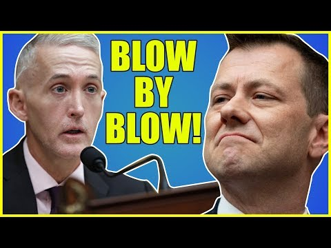 Everything You Missed In The Strzok Hearing
