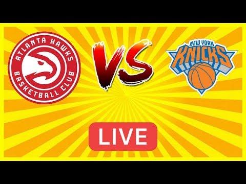 WATCH NOW | Atlanta Hawks vs New York Knicks Live Stream (Full HD)