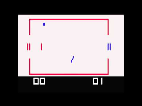 Hockey - (1976) - Channel F - gameplay HD