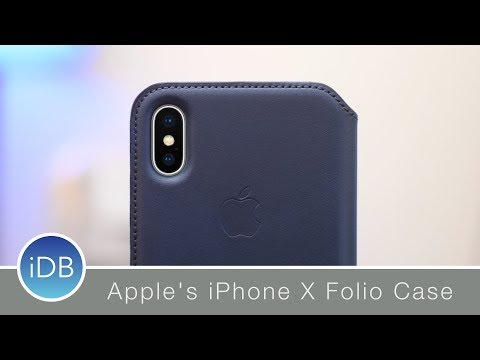 Apple's Folio Case for iPhone X – Are its smart features worth it? Review