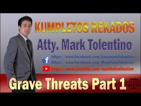 KR: Grave Threats Part 1