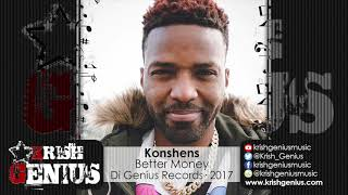Konshens - Better Money - January 2018