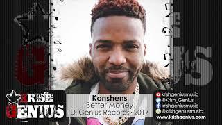 Konshens - Better Money - January 2018