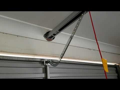 DIY Garage Door Opener - Tilt Door Or Sectional Door