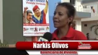 Gran Misión Vivienda Venezuela dignifica a familias del Municipio Simón Rodriguez