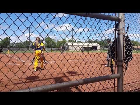 Kori Lynn Nebraska Quakes Softball 2016 Season Hitting Highlights