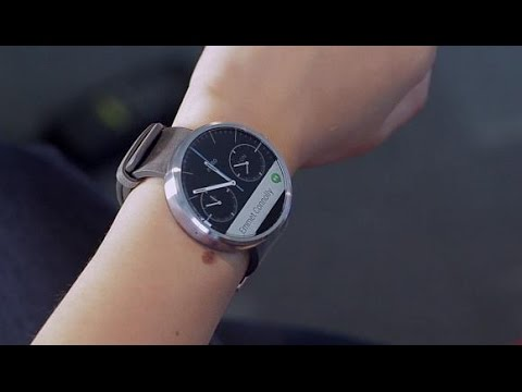 Huawei new luxury smartwatch powered by Android Wear First ...