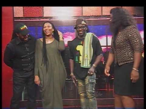 LUCKY DUBE'S DAUGHTER 'NKULEE' SPILLS THE TRUTH TO THECLA WILKIE!!!