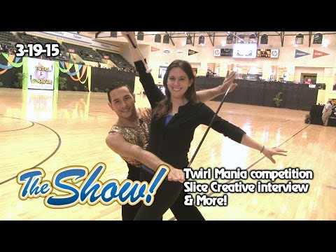 Attractions - The Show - Twirl Mania; attraction designer interview; latest news - Mar. 19, 2015